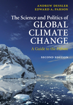 Science and Politics of Climate Change book cover
